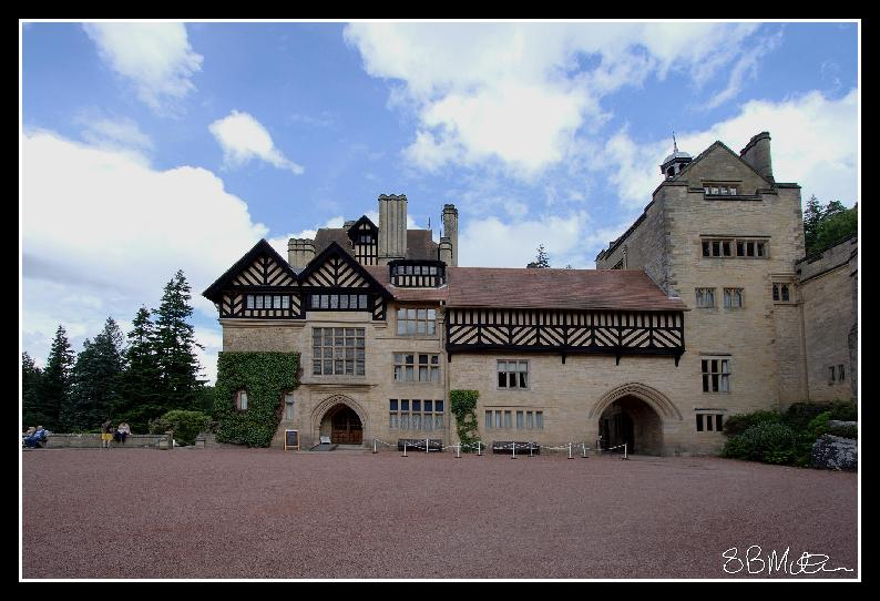 Cragside Manor: Photograph by Steve Milner