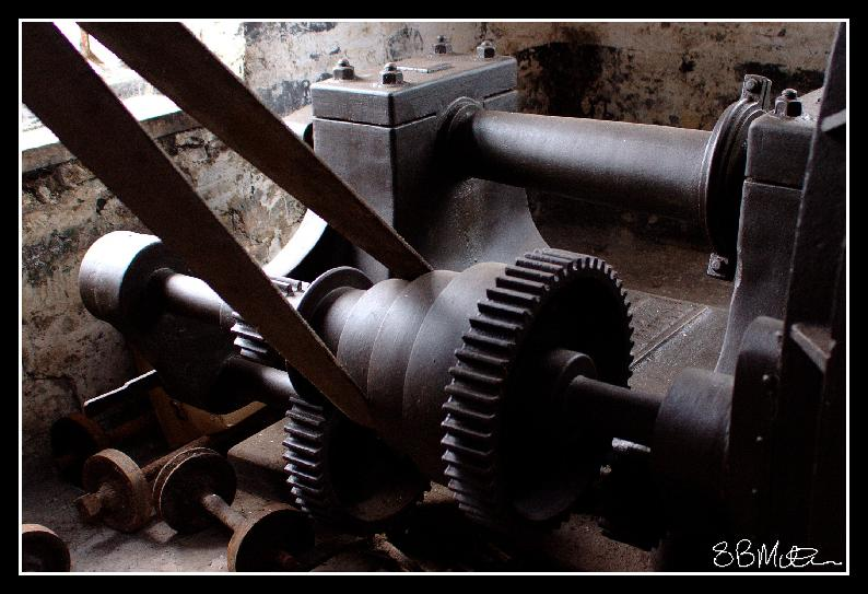 Gogs and Gears: Photograph by Steve Milner