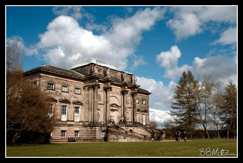 Kedleston Hall: Photograph by Steve Milner