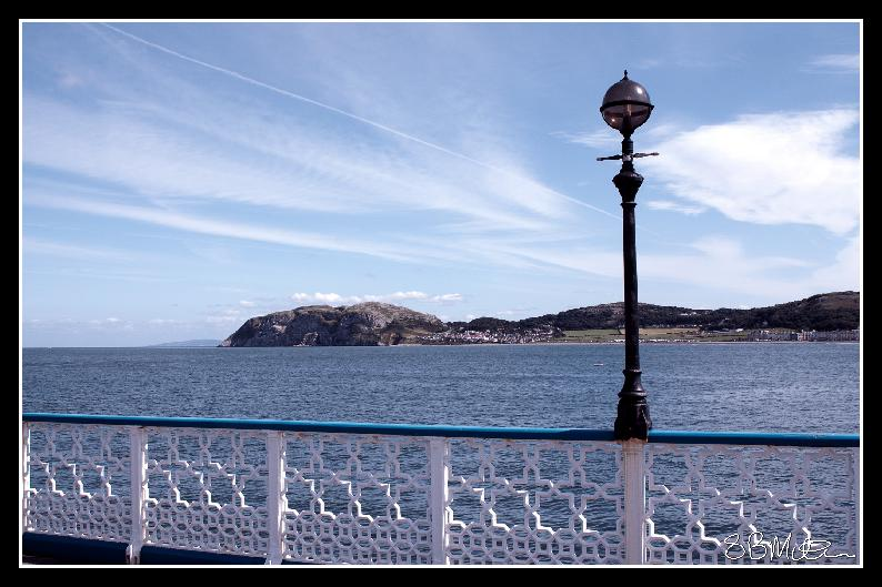 Little Orme: Photograph by Steve Milner