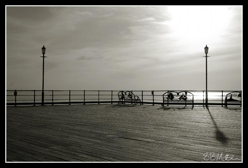 A Day at Southend: Photograph by Steve Milner