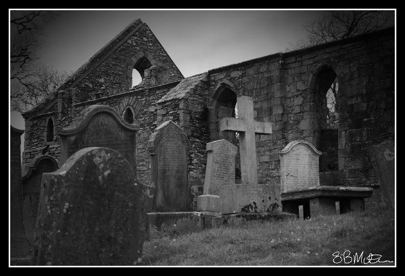 Whithorn Church: Photograph by Steve Milner