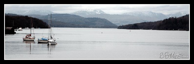 Lake Windermere: Photograph by Steve Milner